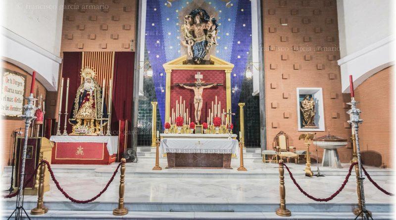 Solemne Función Sacramental y festividad de la Exaltación de la Santa Cruz