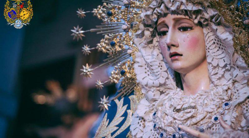 Besamanos a María Santísima de la Concepción Coronada por su Festividad I