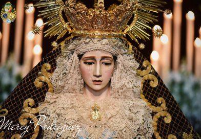 Besamanos a María Santísima de la Concepción Coronada