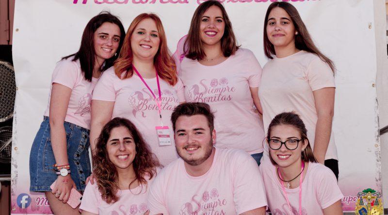 """Galería Fotográfica del Photocall """"Mechones Solidarios – Siempre Bonitas"""""""