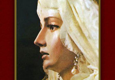 María Santísima de la Concepción a finales de los años 60