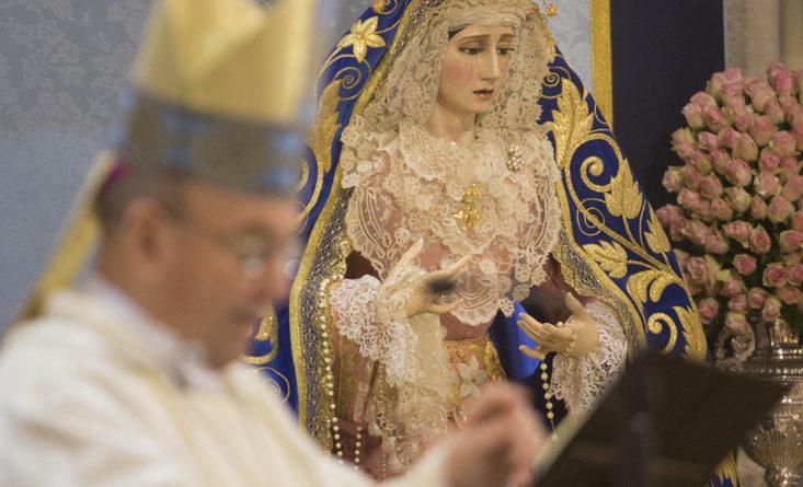 Galería fotográfica del tercer día de Triduo en la S.I. Catedral