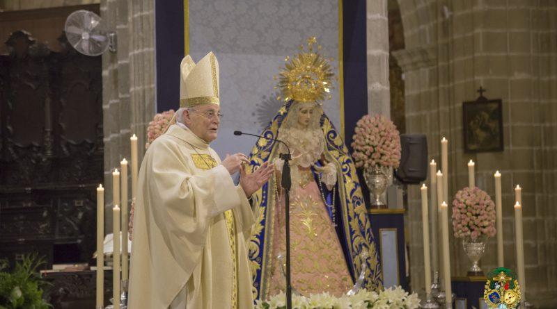 Galería fotográfica del segundo día de Triduo en la S.I. Catedral