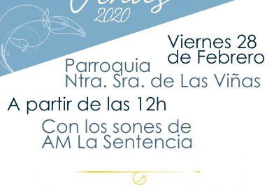 """Presentación del Cartel """"Las Viñas 2020"""""""
