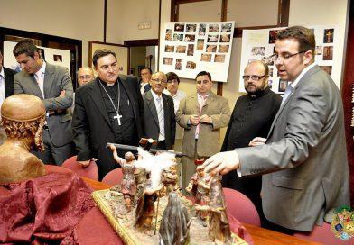 Visita de nuestro Obispo, Don José Mazuelos