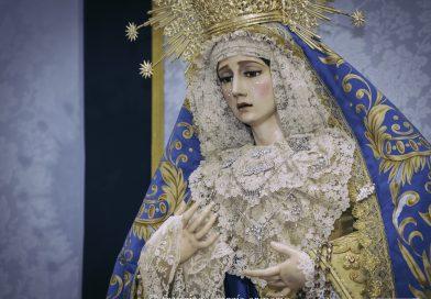 Hoy Primer Día de Solemne Triduo en Honor a María Santísima de la Concepción Coronada