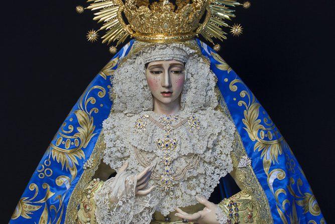 María Santísima de la Concepción Coronada – Solemnidad de la Inmaculada Concepción 2020