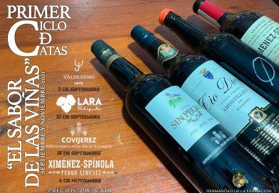 I Ciclo de Catas 'El sabor de Las Viñas'